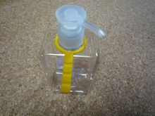 PET詰替ボトル用識別リング