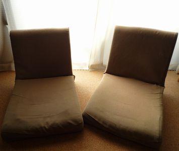 無印良品の座椅子