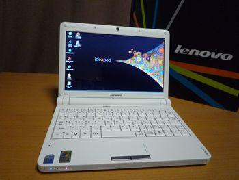 LenovoのネットブックIdeaPad S10e
