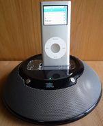 iPod nano接続