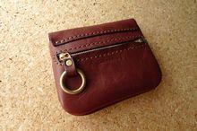 Travel Walletの普段使いバージョン財布・背面