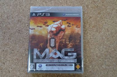 PS3 「MAG」買いました!