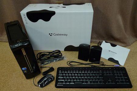 Gateway SX2840買いました!