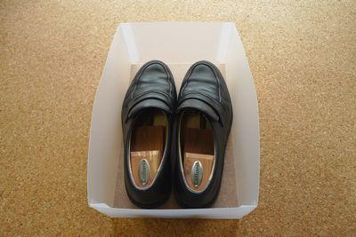 ポリプロピレン靴箱