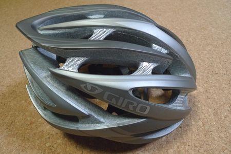 GIROのヘルメット、ATMOS買いました!