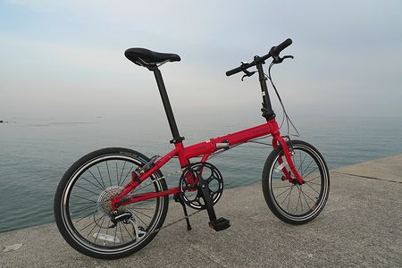 DAHON SPEED P8
