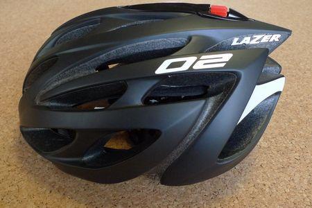 LAZERのヘルメット、O2 RD買いました!