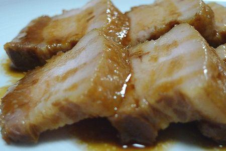 とろとろ煮豚♪飯南煮太郎