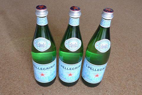 サンペレグリノ瓶入り買いました!ダウニー3.96Lも