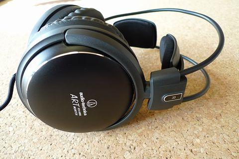 audio-technica アートモニターヘッドホン ATH-A900X 買いました!