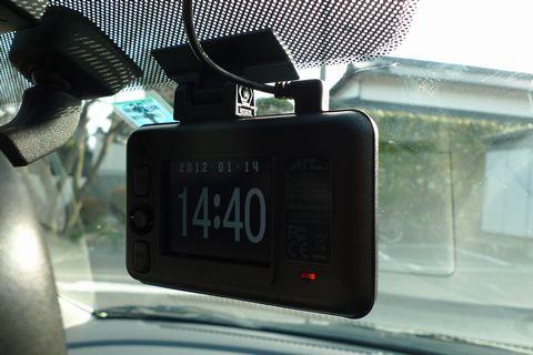 ドライブレコーダー Driveman 720 買いました!