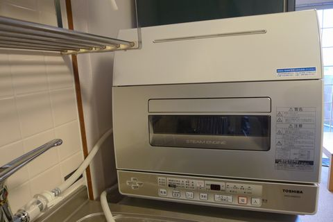 東芝 食器洗い乾燥機 DWS-600D買いました!