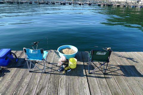 5年ぶりに筏かかり釣りへ