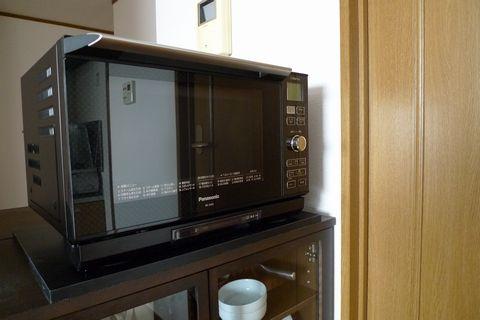 Panasonic スチームオーブンレンジ NE-A265買いました!