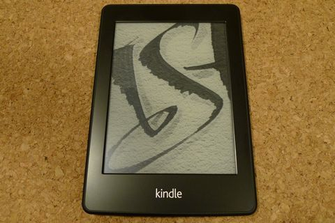 Kindle Paperwhite買いました!