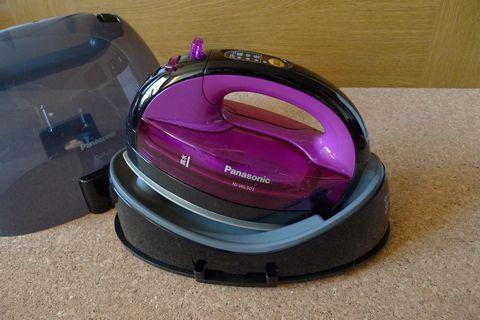Panasonicのコードレススチームアイロン買いました!
