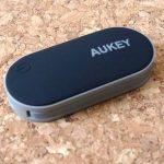AUKEY Bluetoothトランスミッター BT-C1買いました!