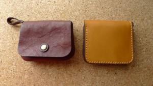 HERZの財布買いました!