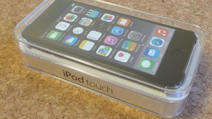 iPod touch 6(第6世代)買いました!